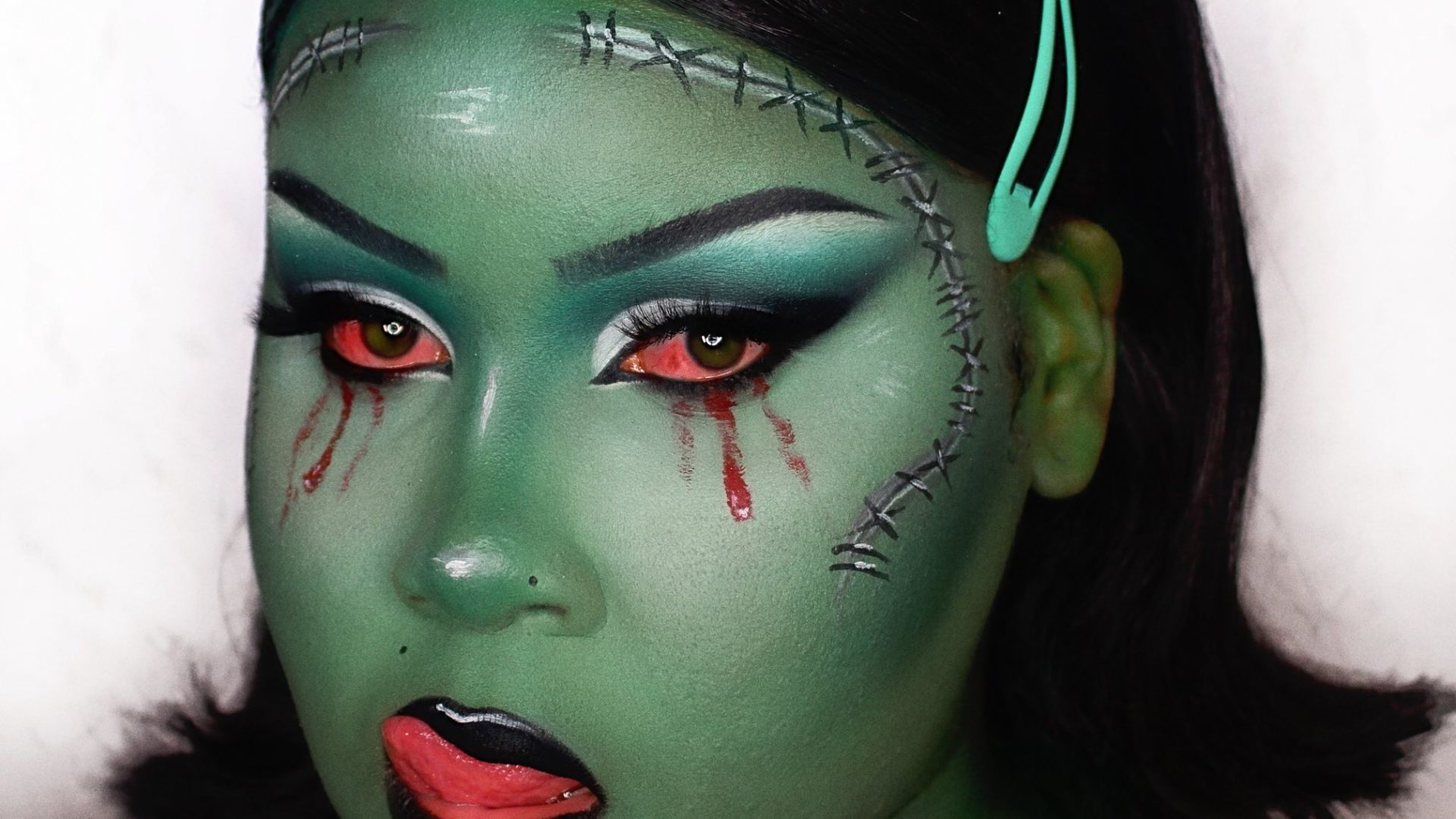 Here Are Our Favorite Halloween Makeup Looks (So Far!)